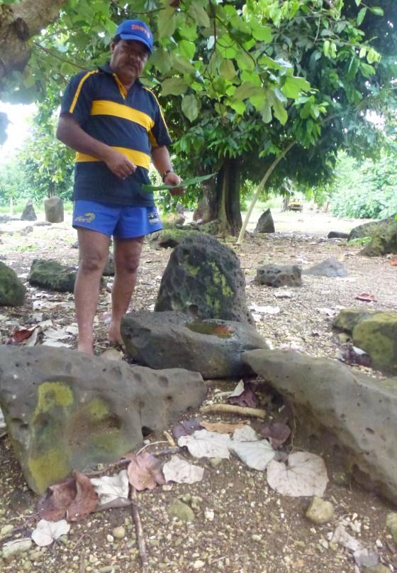 Aitutaki Marae