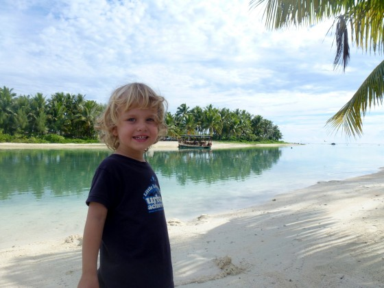 Raffles at Aitutaki Beach Resort