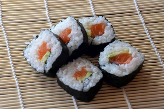 kids sushi recipe