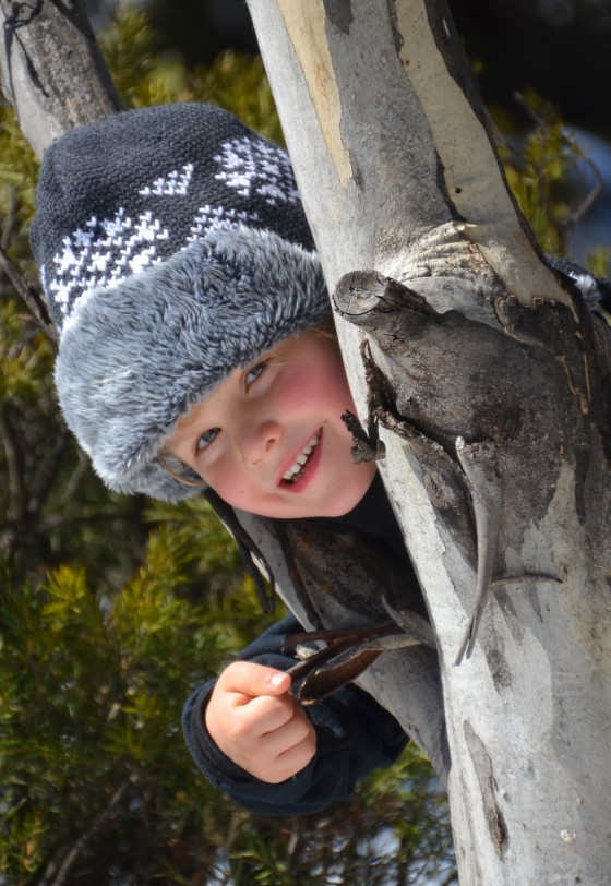 Snow much fun at thredbo