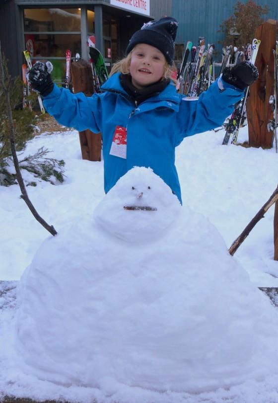 thredbo snowman