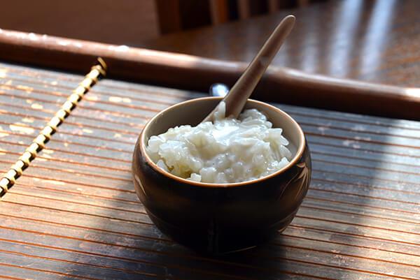 Bodhi Day Sweet Sticky Rice