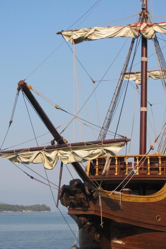Trading Boat Dubrovnik