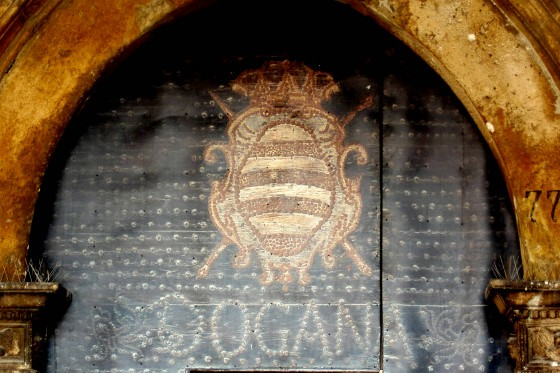 Sponza Palace detail