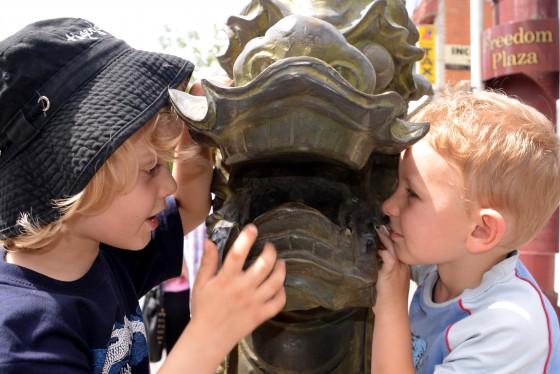kids in cabramatta