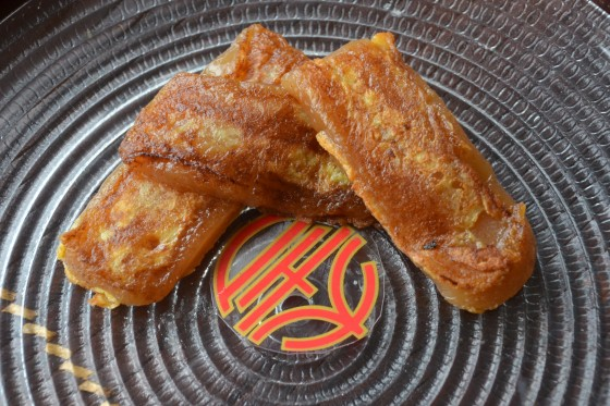 fried Nian Gao