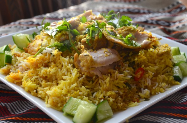 Oman Byriani recipe