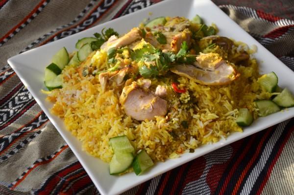 Oman Byriani