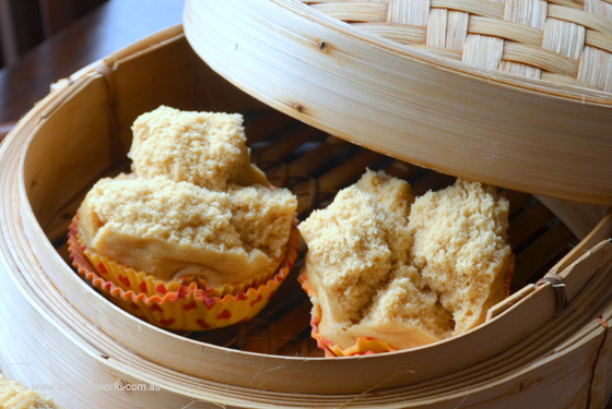 Chinese New Year prosperity cakes fa gao