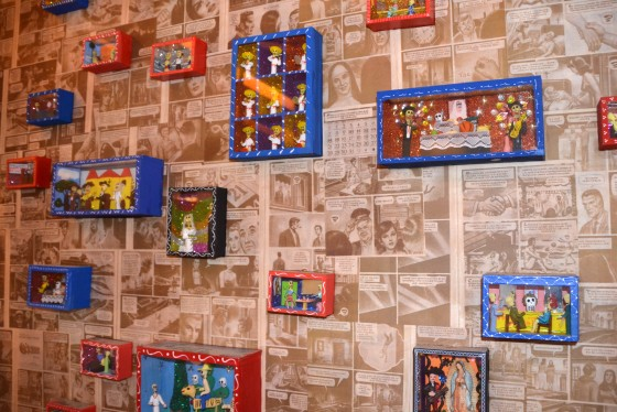 Dioramas El Topo