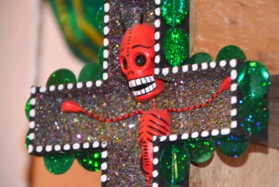 DIa de los muertos cross at El Topo