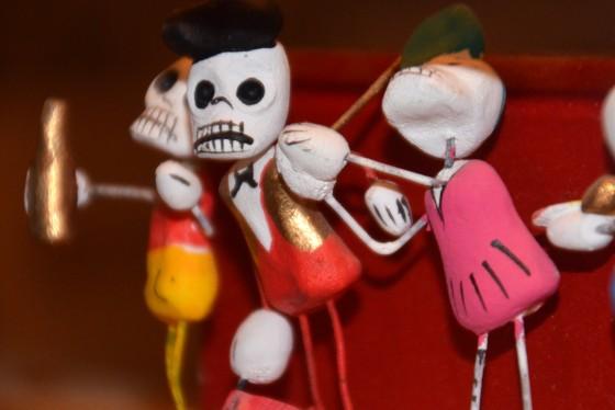 Quirky collectables at El Topo, Bondi
