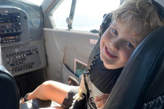 Cool co-pilot