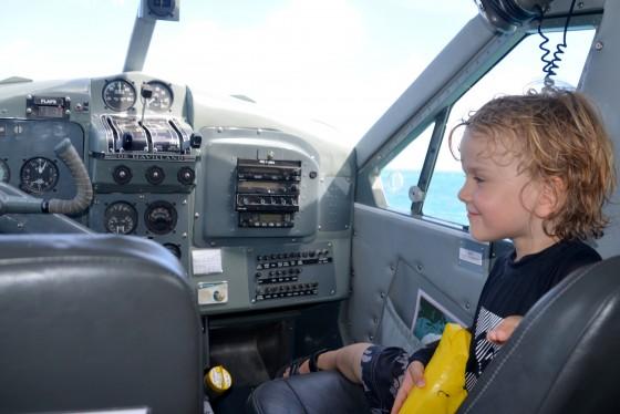 Raffles the co-pilot