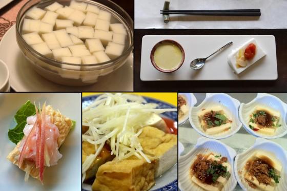 Tofu tastes