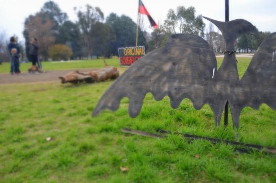Aboriginal Tent Embassy Canberra