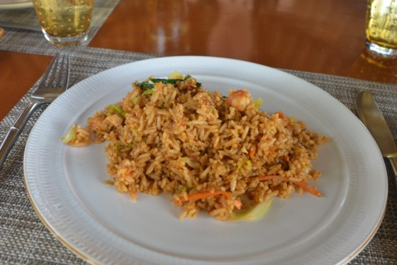 Seafood Nasi Goreng