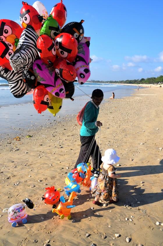 JImbaran Bay with Kids