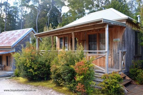 Corinna Wilderness Retreat Cabin