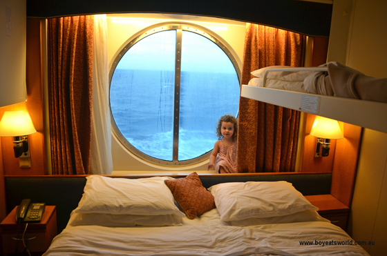 Stateroom Radiance of the Seas