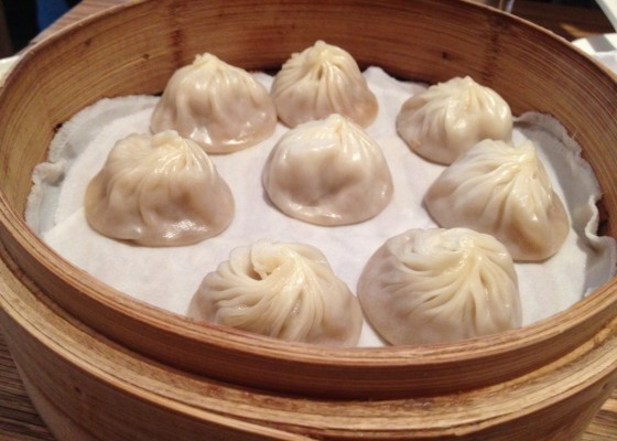 Xiao Long Bao at Din Ta Fung