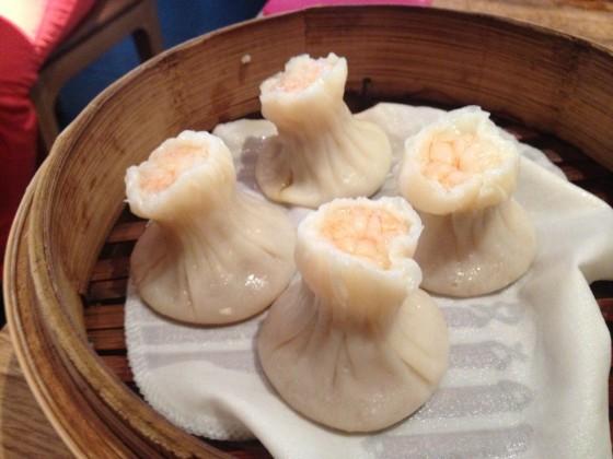 Prawn & Shrimp Sui Mai at Din Tai Fung