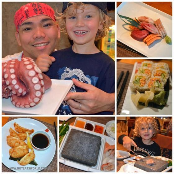 Izumi Restaurant on Radiance of the Seas