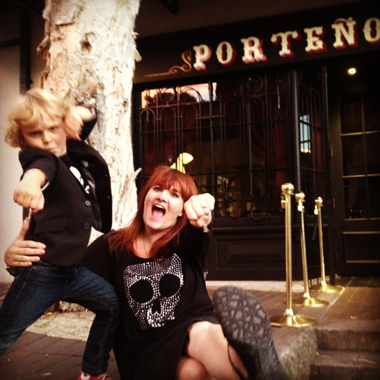 mummy &  me at Porteno