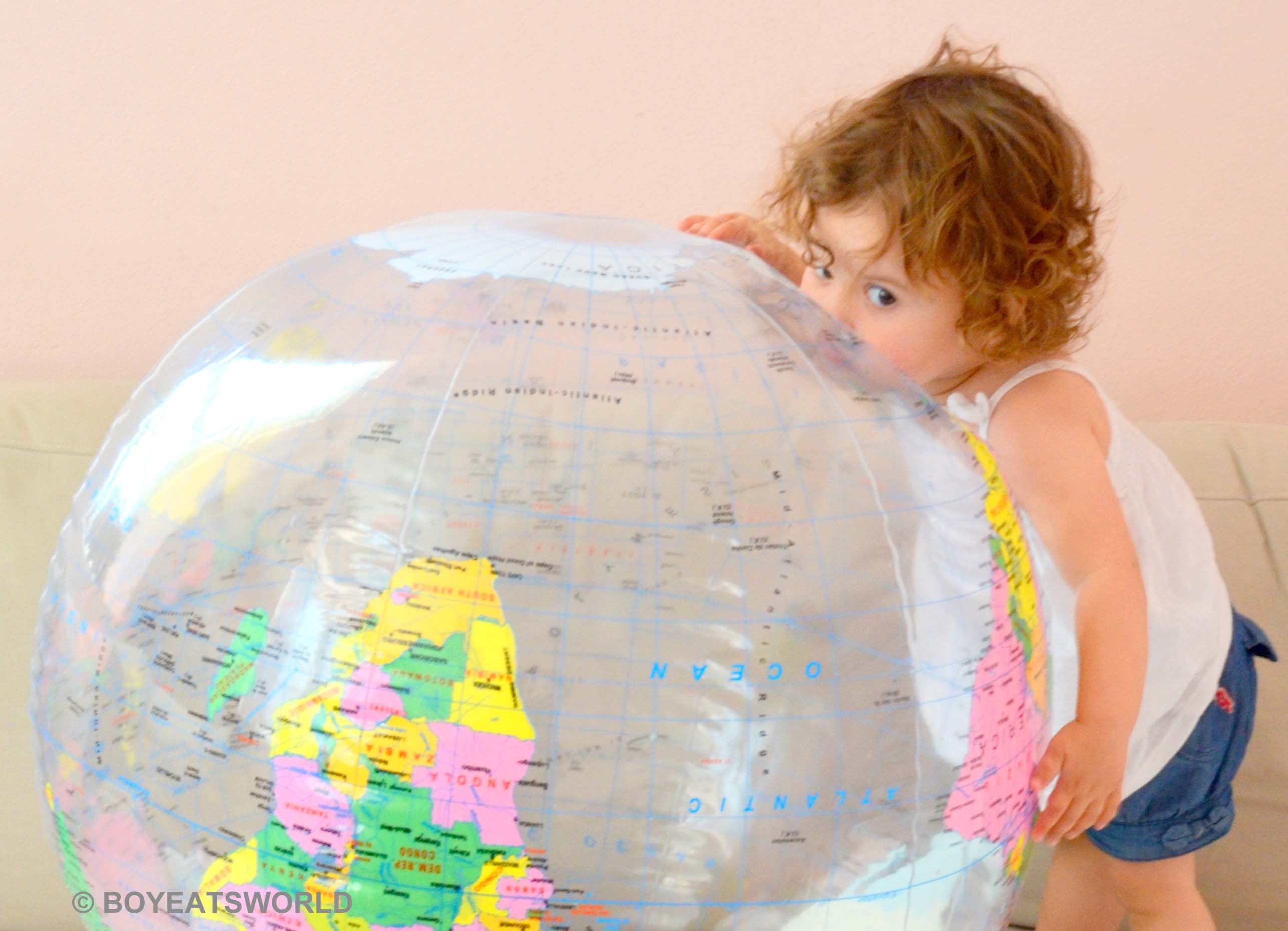 travel crazy kids