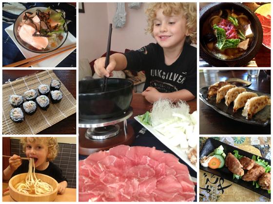 Raffles birthday week of Japanese cuisine