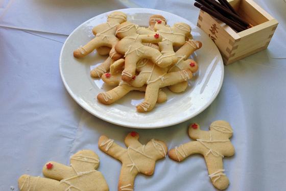 Ninja Bread Men