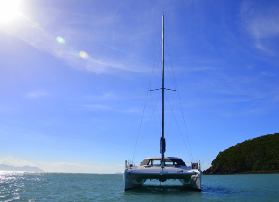 Queensland Yacht Charters, Whistundays