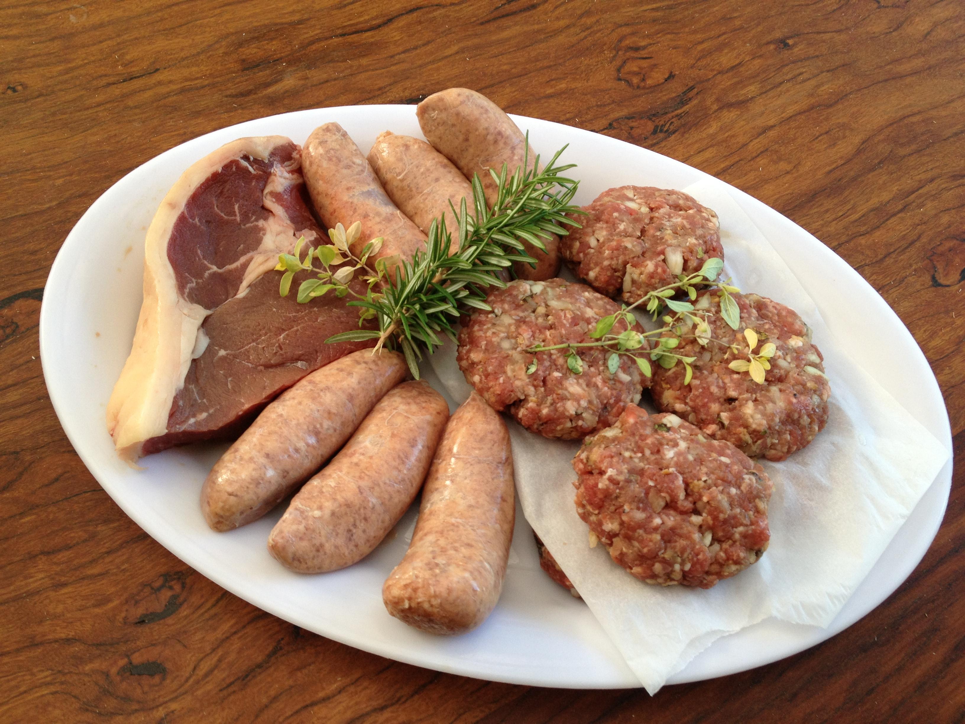 Old Bara Grain fed beef at Old bara Homestead Mudgee