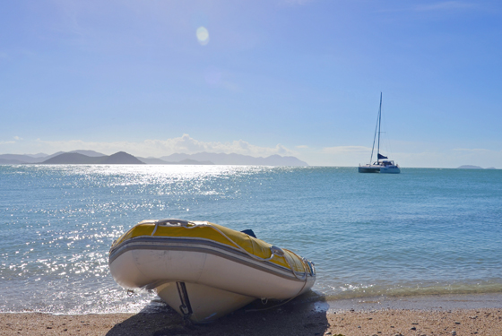 whitsunday afternoon
