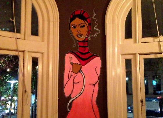 Embers Mezze Bar, Darlinghurst