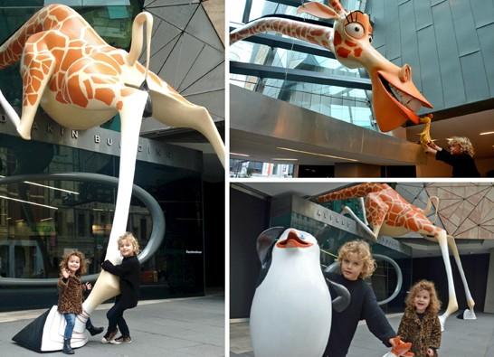 DreamWorks: The Exhibition at ACMI, Melbourne