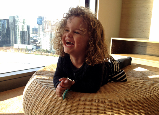 Sugarpuff shines at the Hilton South Wharf