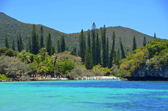 Bay of Kanumera, Isle of Pines