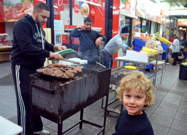 Camel Burgers in Haldon Street, Lakemba