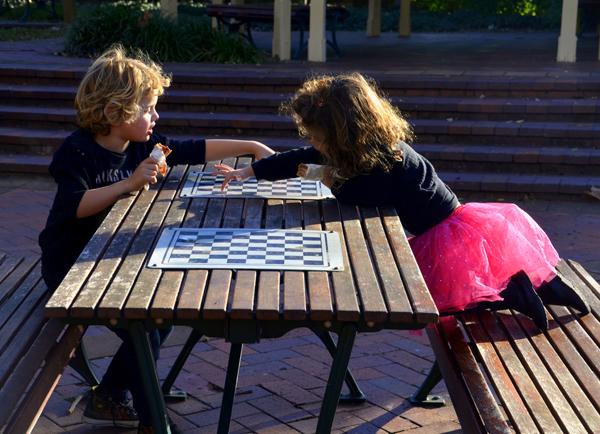Kids in Piazza Federazione