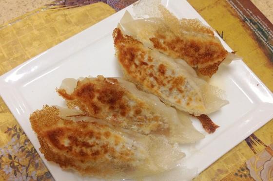 Hanetsuki gyoza recipe