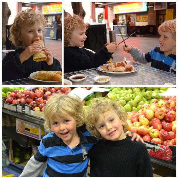 kids in Chinatown, Sydney