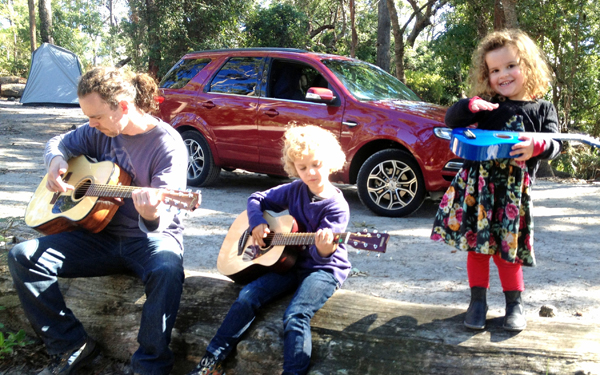 Jamming in Jervis Bay