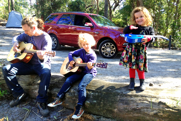 jamming in Jarvis Bay