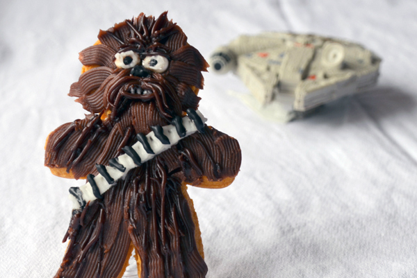 Kids party - Mega Wookie Cookie