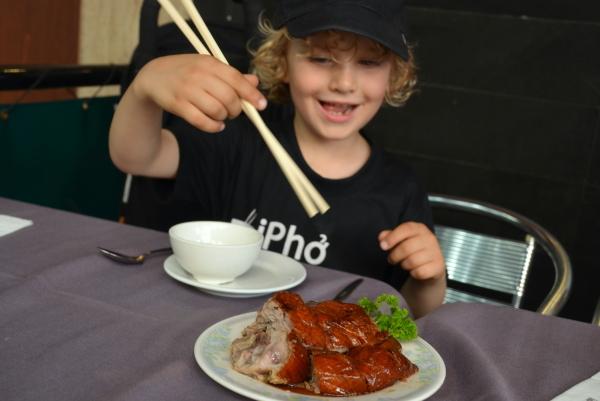 Yum Cha at Chinatown Sydney