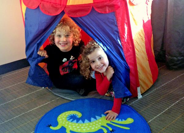 Kids at Novotel Sydney Central