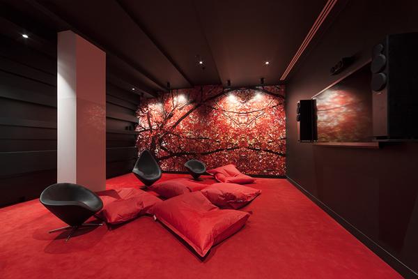 Sebel Melbourne Docklands private cinema