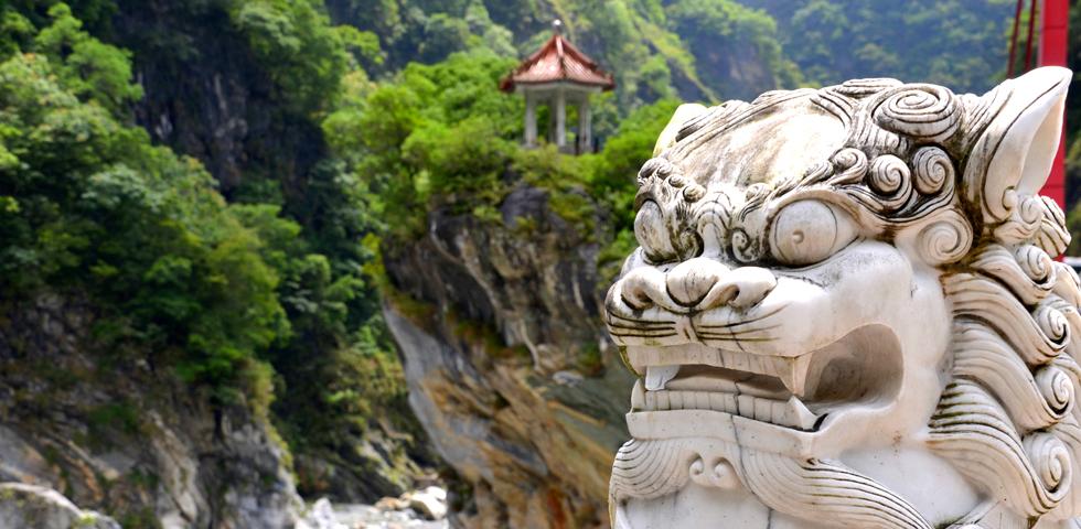 Taroko Gorge, Taiwan | BoyEasWorld