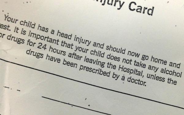 doctors warning